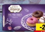 Trio Mini Donuts von Confiserie Firenze