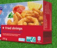 Fried Shrimps von Taste of America