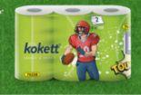 Küchentücher Football-Design