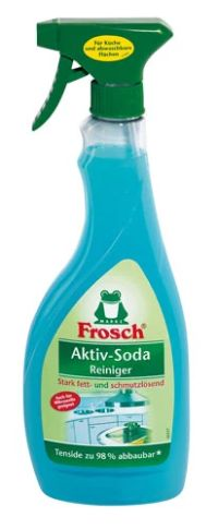Aktiv-Soda Reiniger von Frosch