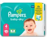 Baby Dry Pants von Pampers