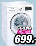 Waschmaschine WU14UTEM21 von Siemens