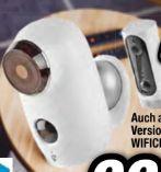 Überwachungskamera WIFICBO10WT von Nedis