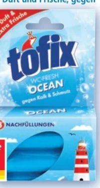 WC-Fresh Nachfüller Ocean von Tofix