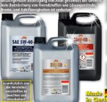 SAE-Qualitäts-Motorenöl von Carfit