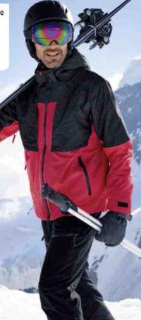 Herren High-End-Skijacke