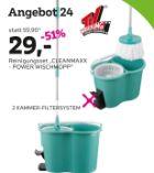Power-Wischmopp von Clean Maxx