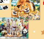 3D-Effekt Puzzle von Playtive Junior