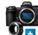 Systemkamera-Set Z6 von Nikon