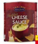 Cheddar Cheese Sauce von Santa Maria