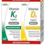 Vitamin K2 Tropfen von Hübner