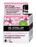Beruhigende Pflegecreme Mandel & Calendula von Dr. Scheller