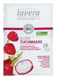 Glow Tuchmaske von Lavera