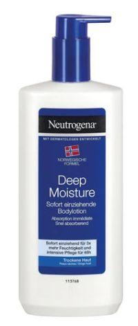 Deep Moisture Bodylotion von Neutrogena