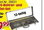 SDS-Bohrer-Meißel-Set von Einhell