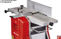 Abricht-Dickenhobelmaschine TC-SP 204 von Einhell