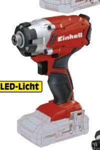 Elektronik-Akku-Schlagschrauber TE-CI 18 Li Solo von Einhell