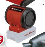 Akku-Bluetooth-Lautsprecher TC-SR 18 Li BT-Solo von Einhell