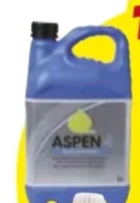 4-Takt-Spezialkraftstoff von Aspen