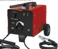 Elektro-Schweißtrafo TC-EW 160 D von Einhell