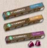 Kaffee Kapseln von Starbucks