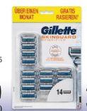 Rasierklingen Skinguard Sensitive von Gillette