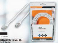 Netzwerkkabel CAT 5E von Vivanco