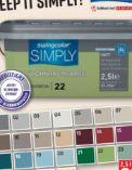 Wohnraumfarbe Simply von Swingcolor