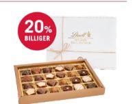 Bonbonniere Gold Weiss von Lindt