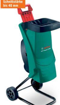 Häcksler AXT Rapid 2200 von Bosch
