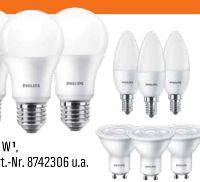 LED-Leuchtmittel von Philips
