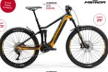 Mountainbike eOne Forty 400 von Merida