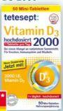 Vitamin D3 2000 von Tetesept