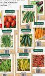 Premium Gemüsesamen von Gardenline