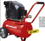 1-Zylinder-Kompressor TE-AC 270-24-10 von Einhell