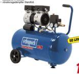 Leise-Kompressor HC50Si von Scheppach