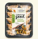 Gemüse-Gyozas von Simply Good