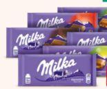 Tafelschokolade von Milka