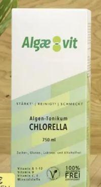 Algen-Tonikum Chlorella von Algaevit