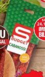 Cabanossi von S Budget