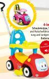 4-in-1 Kinderfahrzeug von Smoby