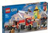 Mobile Feuerwehr Einsatzzentrale 60282 von Lego City