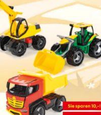 Starke Riesen Traktor von Lena