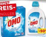 Pulver von Omo