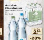 Mineralwasser von Gasteiner