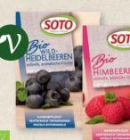 Bio-Tiefkühl-Früchte von Soto