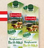 Bergbauern Bio-H-Milch von Salzburg Milch