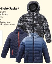 Buben Thermo-Light-Jacke von Pepperts!