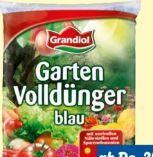 Garten Volldünger von Grandiol