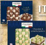 Dessertspezialitäten von Italiamo
